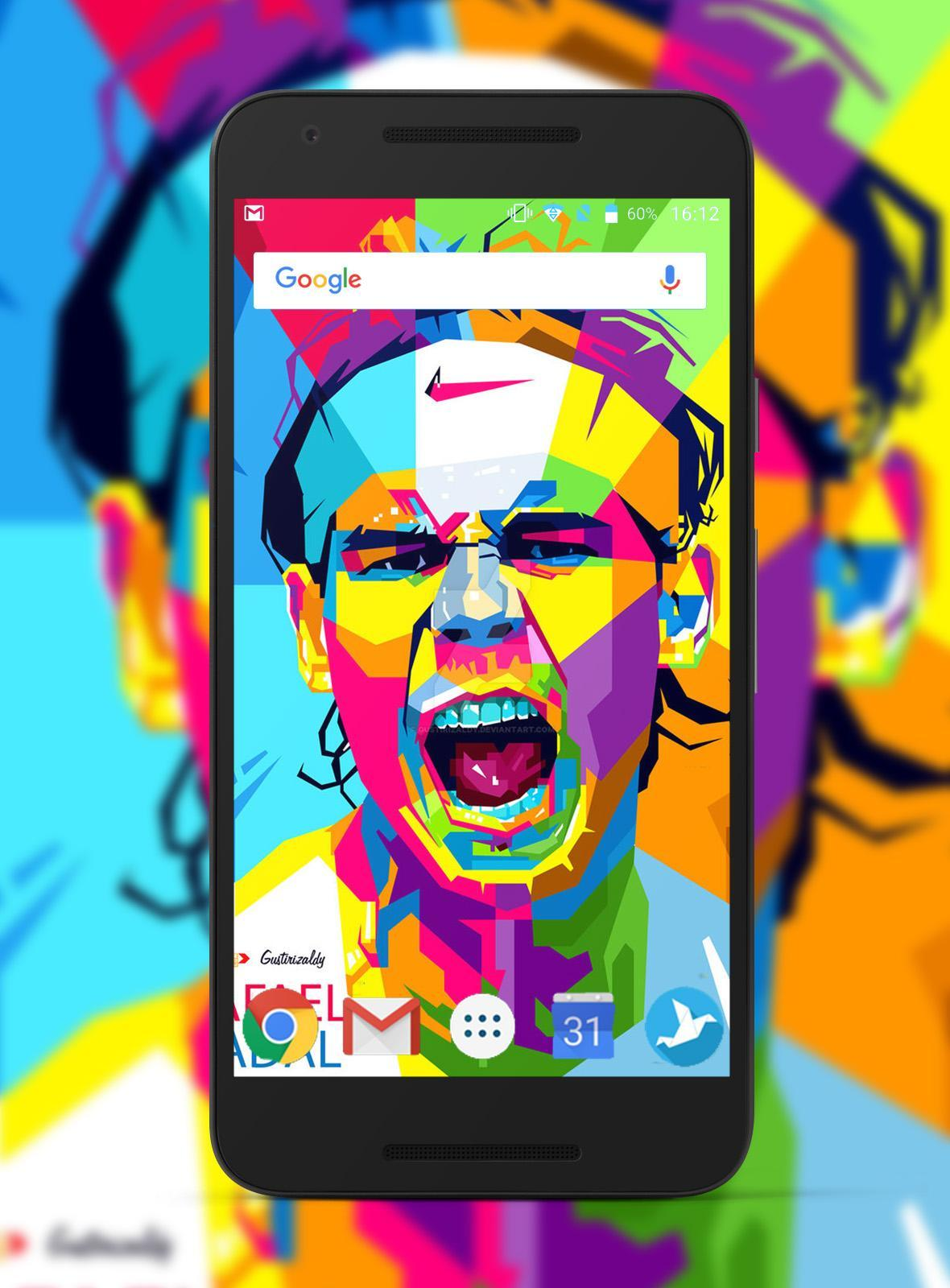 Rafael Nadal Wallpaper Hd For Android Apk Download