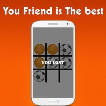 Tic Tac Toe Balls apk screenshot
