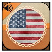 Apprendre l'anglais - audio icon