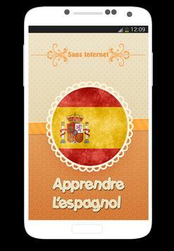Apprendre l'espagnol - audio screenshot 1