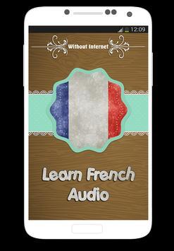 Learn French - audio screenshot 1