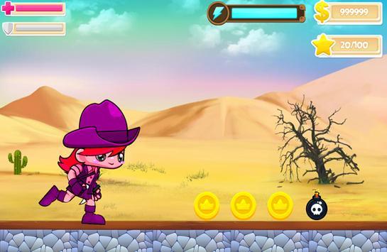 Running girl adventures screenshot 2