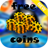 Coins For 8 Ball Pool A Prank icon
