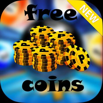 Coins For 8 Ball Pool A Prank poster