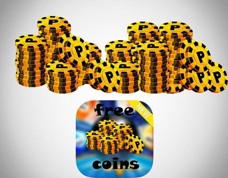 Coins For 8 Ball Pool A Prank apk screenshot