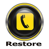 restore deleted call log icon
