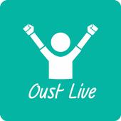 OustLive icon