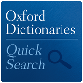 Oxford Dictionaries – Search icon
