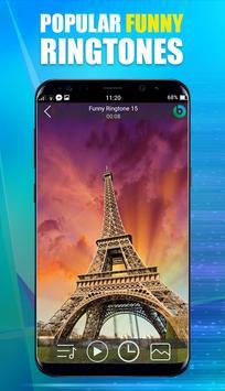 Popular Funny Ringtones & Wallpaper For Galaxy S8 screenshot 3