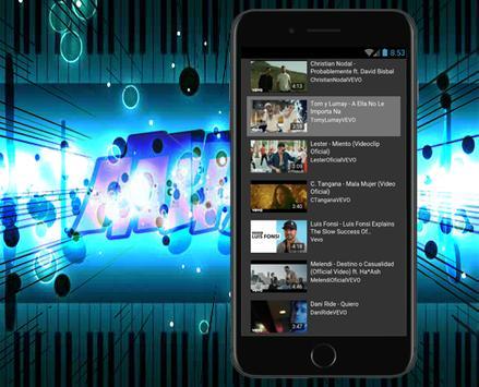 Luis Fonsi - Despacito ft. Daddy Yankee Musica screenshot 3