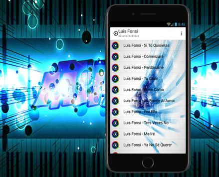 Luis Fonsi - Despacito ft. Daddy Yankee Musica screenshot 1