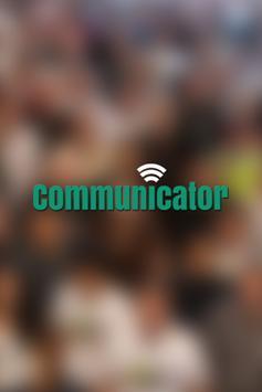 MLM Communicator poster