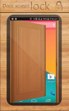 Pattern Door Lock Screen screenshot 2