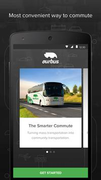 OurBus poster