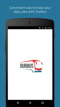 OurBus Driver poster