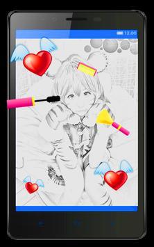 Valentine Insta Sketch Frame screenshot 3