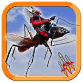 Ant Man Fly icon