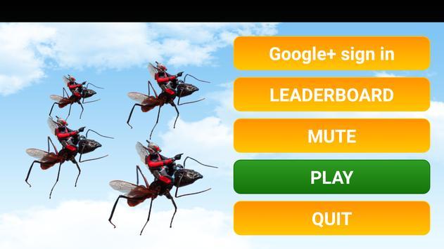 Ant Man Fly apk screenshot