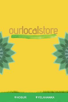 Ourlocalstore screenshot 1