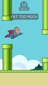 Flappy Obama screenshot 3