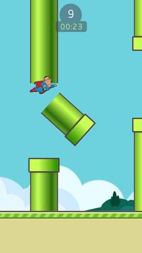 Flappy Obama screenshot 1