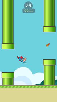 Flappy Obama screenshot 2
