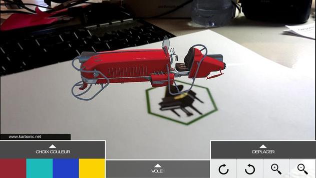 Karbonic AR scooter apk screenshot