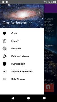 Our Universe(Offline) apk screenshot