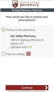OVP - Alpine apk screenshot