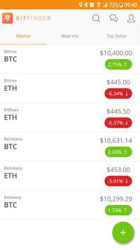 BitFinder screenshot 2