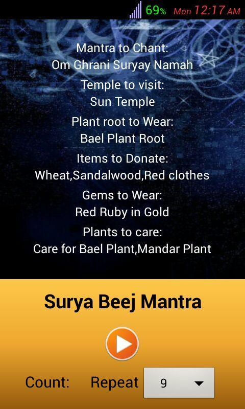 Navagraha Shanti Mantras For Android Apk Download
