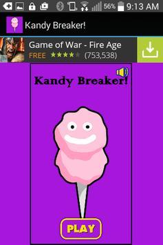 Kandy Breaker! Free Candy Game screenshot 1