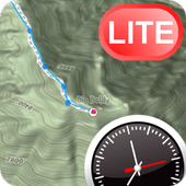 Hiking Route Planner Lite icon