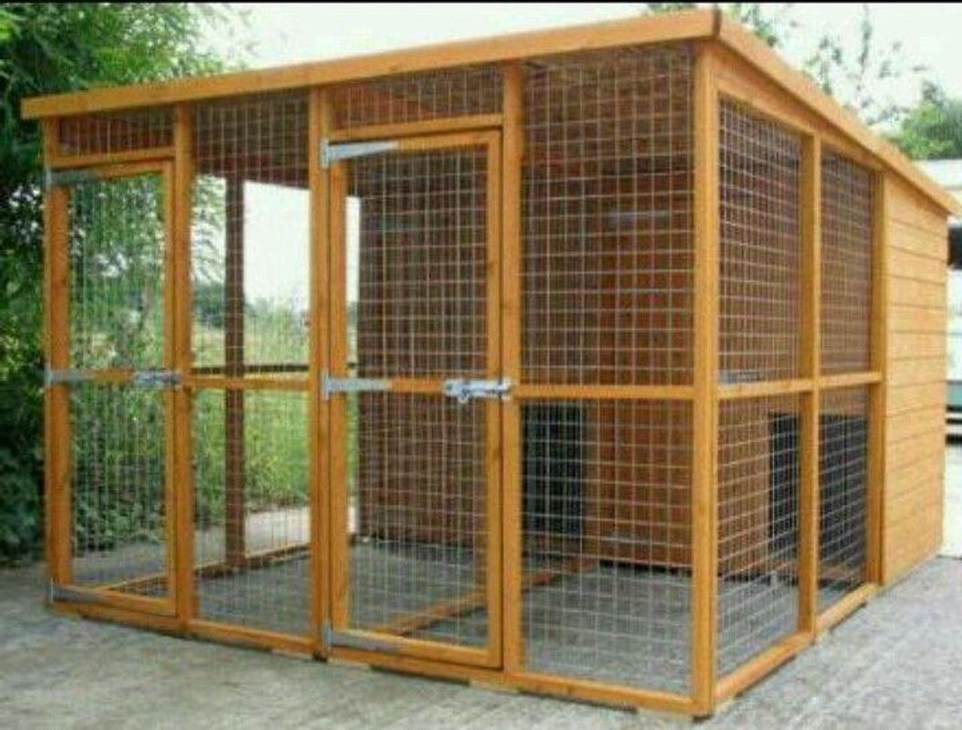 Outdoor dog kennel ideas for Android - APK Download