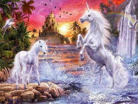 Dream Unicorn Puzzle poster