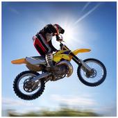 Motocross Puzzles icon