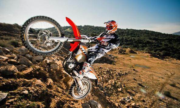 Motocross Puzzles screenshot 4