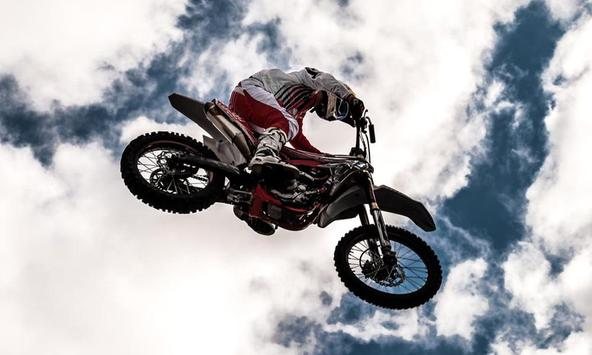 Motocross Puzzles poster