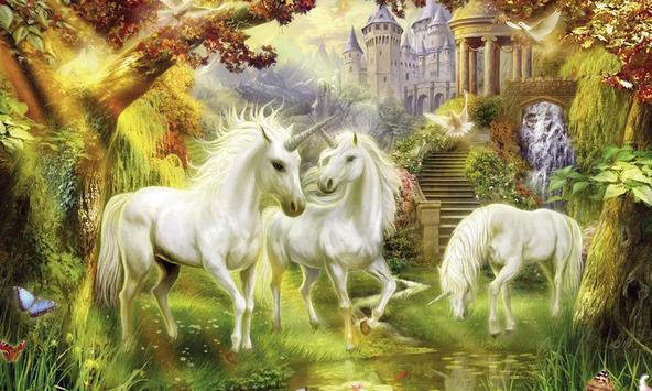 Unicorn  Puzzle Games poster