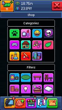 PewDiePie's Tuber Simulator скриншот приложения