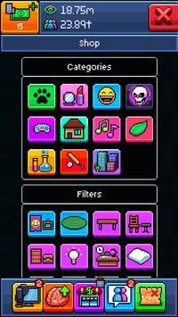 PewDiePie's Tuber Simulator apk imagem de tela