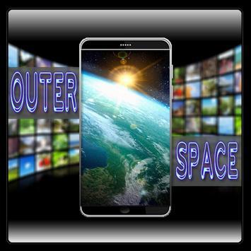 Outer Space Live Wallpaper apk screenshot