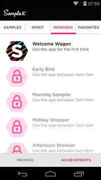 SAMPLEit apk screenshot
