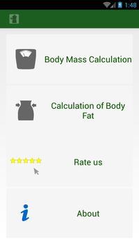BMI Calculator apk screenshot