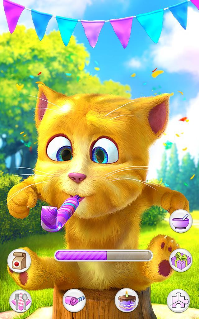 Talking Ginger for Android - Download