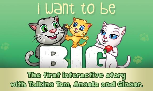 I Want To Be Big apk screenshot