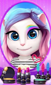 我的安吉拉 (My Talking Angela) 海报