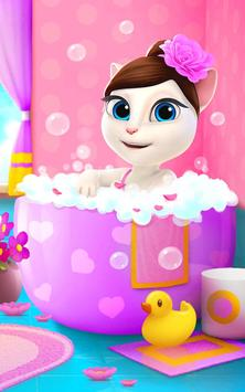 My Talking Angela apk screenshot