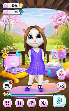 My talking angela apk download free casual game for android my talking angela apk screenshot altavistaventures Images