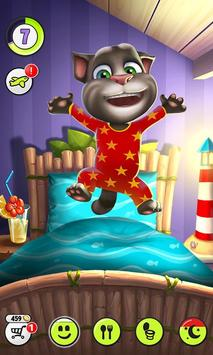 My Talking Tom स्क्रीनशॉट 3